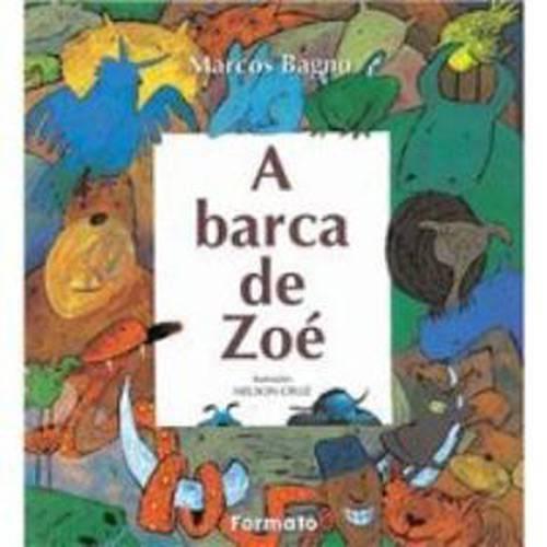 Livro - Barca de Zoé, a
