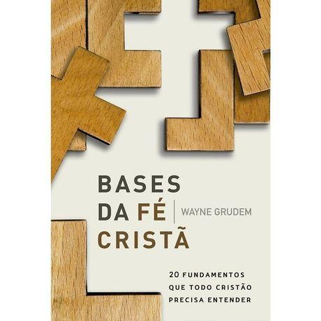 Livro Bases da Fé Cristã