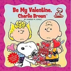Livro - Be My Valentine, Charlie Brown