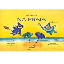 Livro - Bel e Berta na Praia
