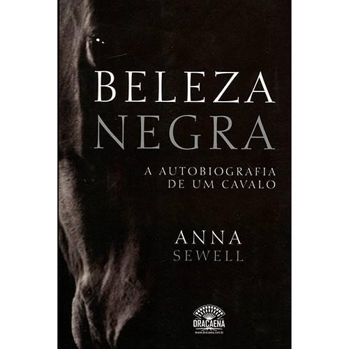 Livro - Beleza Negra : a Autobiografia de um Cavalo
