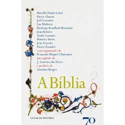 Livro - Bíblia, a