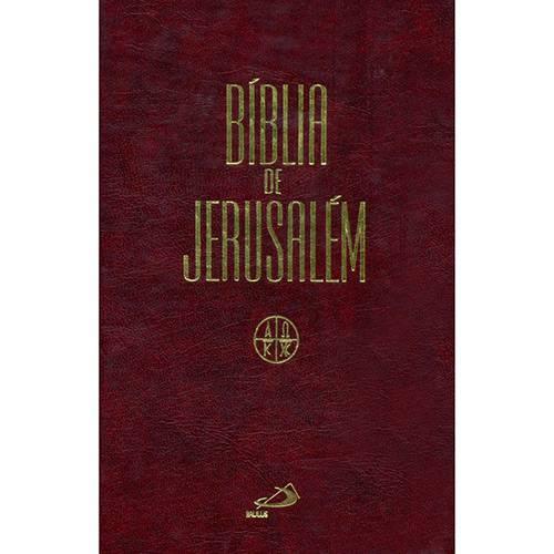 Livro - Bíblia de Jerusalém