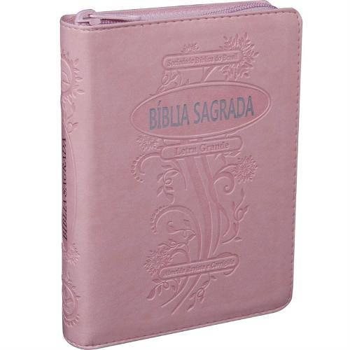 Livro - Bíblia Sagrada - Letra Grande