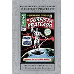 Livro - Biblioteca Histórica Marvel - Surfista Prateado 1