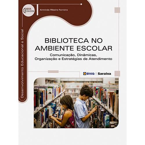 Livro - Biblioteca no Ambiente Escolar