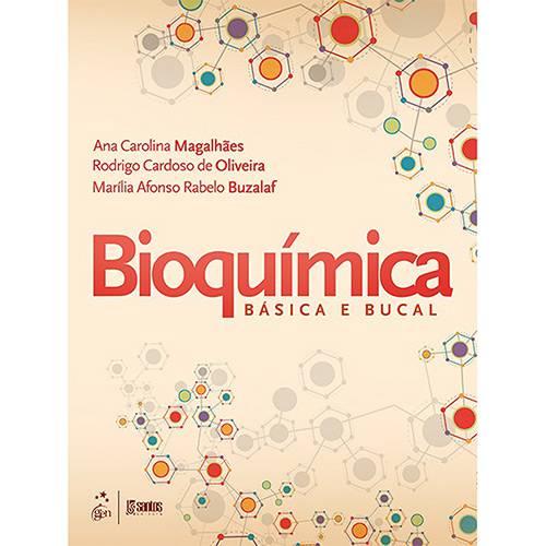 Livro - Bioquímica: Básica e Bucal