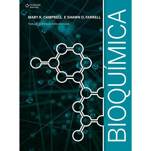 Livro - Bioquimica: Tradução da 8ª Edição Norte-americana