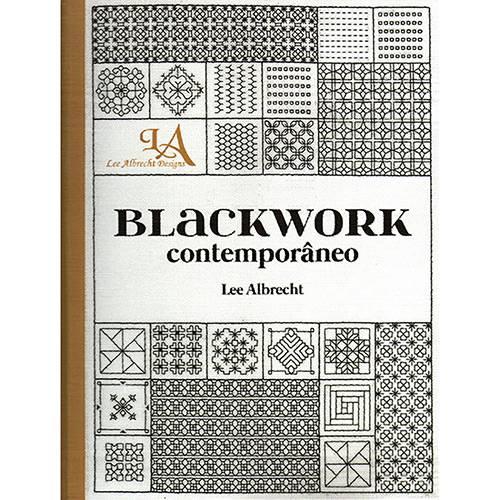 Livro - Blackwork Contemporâneo