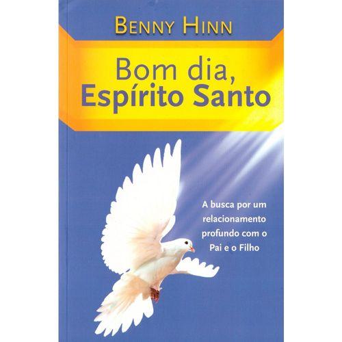 Livro - Bom Dia Espírito Santo