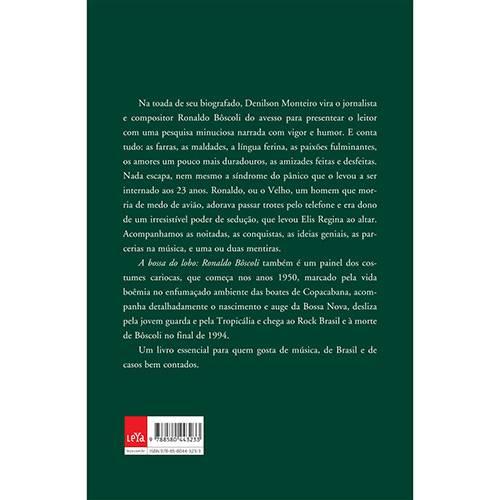 Livro - Bossa do Lobo, a - Ronaldo Bôscoli