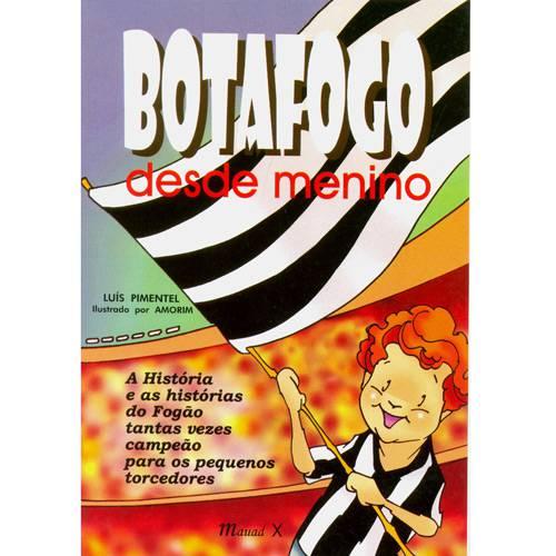 Livro - Botafogo Desde Menino