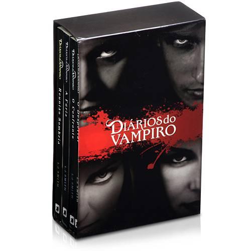 Livro - Box Diários do Vampiro (4 Volumes) - Edição Econômica