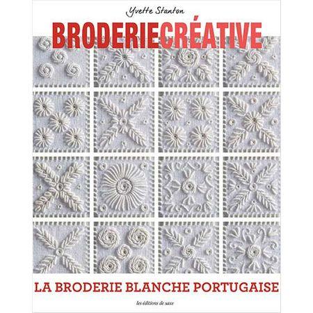 Livro Broderie Blanche Portuguaise (Bordado Branco Português)