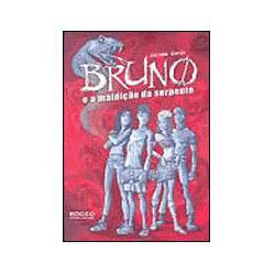 Livro - Bruno e a Maldição da Serpente