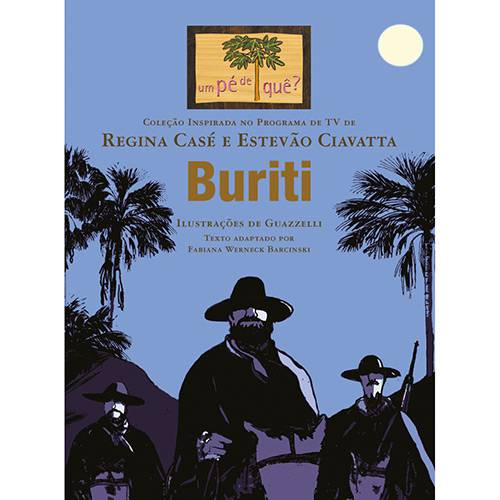 Livro - Buriti