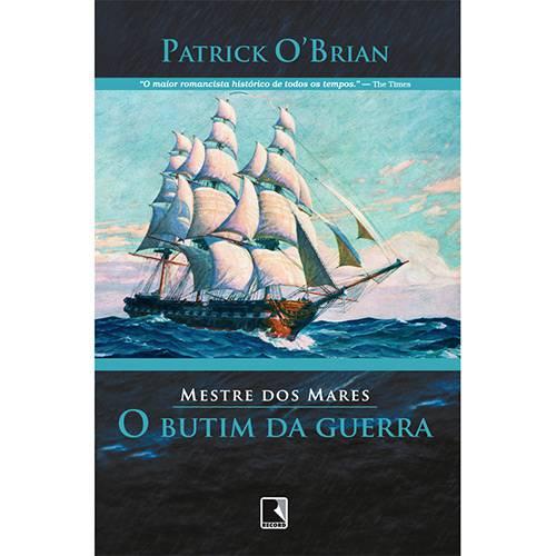 Livro - Butim da Guerra, o - Mestre dos Mares