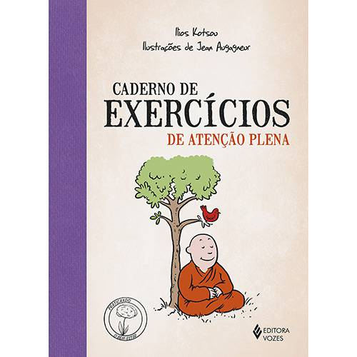 Livro - Caderno de Exercícios de Atenção Plena