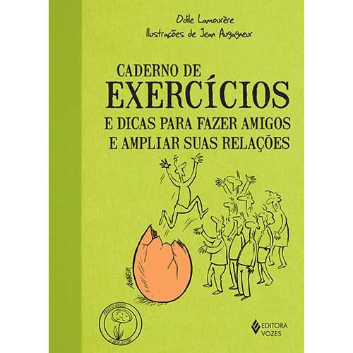 Livro - Caderno de Exercícios e Dicas para Fazer Amigos e Ampliar Suas Relações