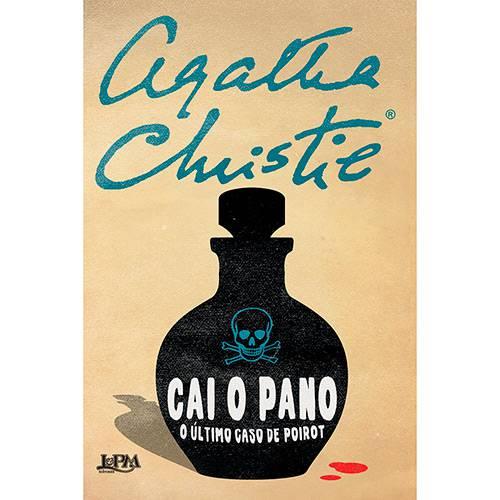 Livro - Cai o Pano: o Último Caso Poirot