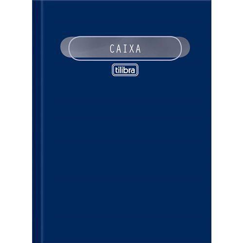 Livro Caixa 1/4 50 Folhas Tilibra