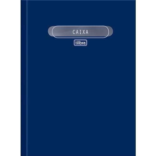 Livro Caixa Of 50 Folhas Tilibra