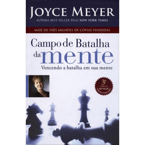 Livro - Campo de Batalha da Mente