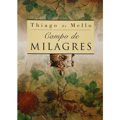 Livro - Campo de Milagres