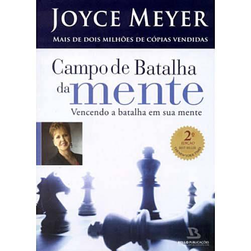 Livro - Campos de Batalha da Mente