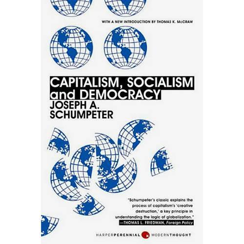 Livro - Capitalism, Socialism And Democracy