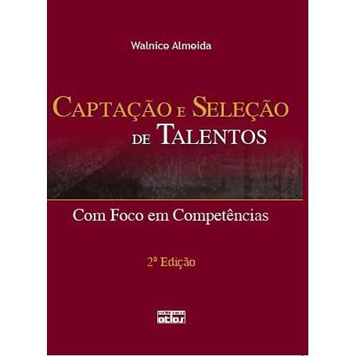 Livro - Captação e Seleção de Talentos