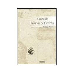 Livro - Carta de Pero Vaz de Caminha, a