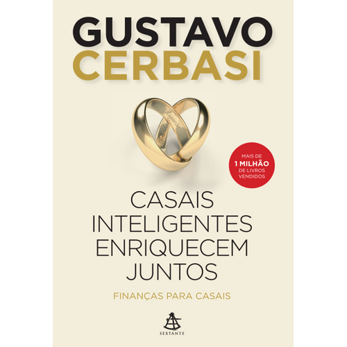 Livro - Casais Inteligentes Enriquecem Juntos - Gustavo Cerbasi