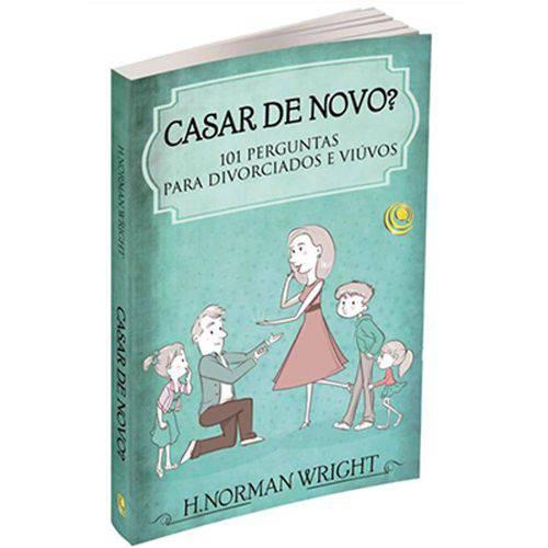 Livro Casar de Novo - Central Gospel