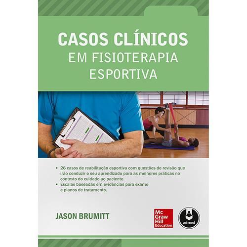 Livro - Casos Clinicos em Fisioterapia Esportiva