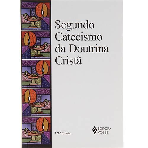 Livro - Catecismo da Doutrina Cristã