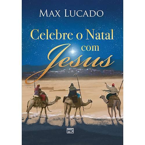 Livro - Celebre o Natal com Jesus