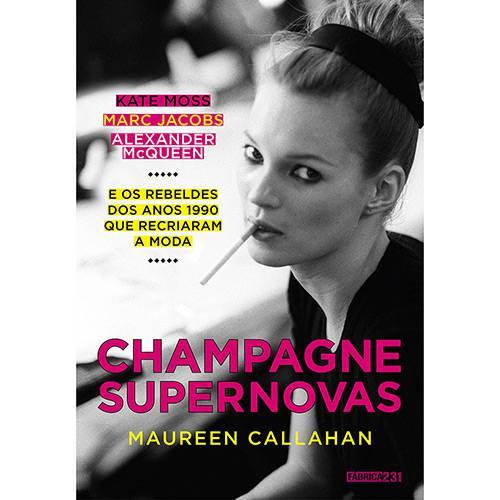 Livro - Champagne Supernovas