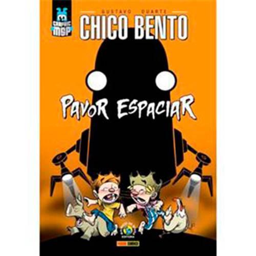 Livro - Chico Bento - Pavor Espaciar