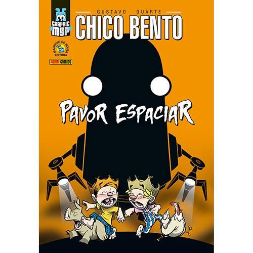 Livro - Chico Bento: Pavor Espaciar