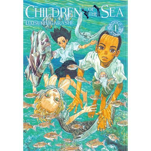 Livro - Children Of The Sea