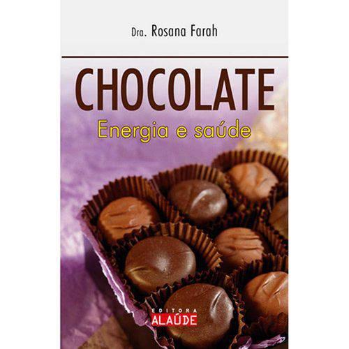 Livro - Chocolate Energia e Saúde