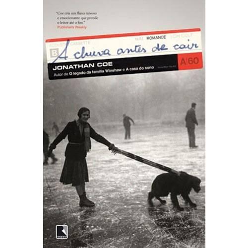 Livro - Chuva Antes de Cair, a