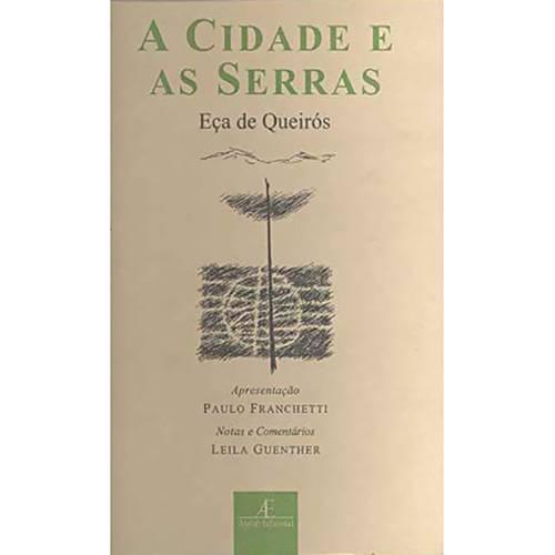 Livro - Cidade e as Serras, a