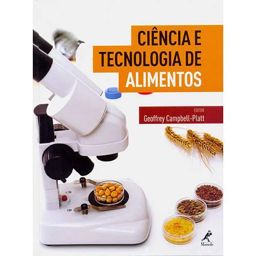 Livro - Ciência e Tecnologia de Alimentos