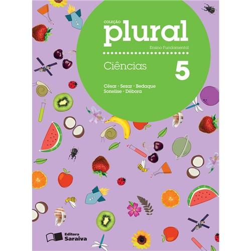 Livro - Ciências 5: Ensino Fundamental - Coleção Plural