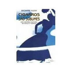 Livro - Cigarros Sao Sublimes