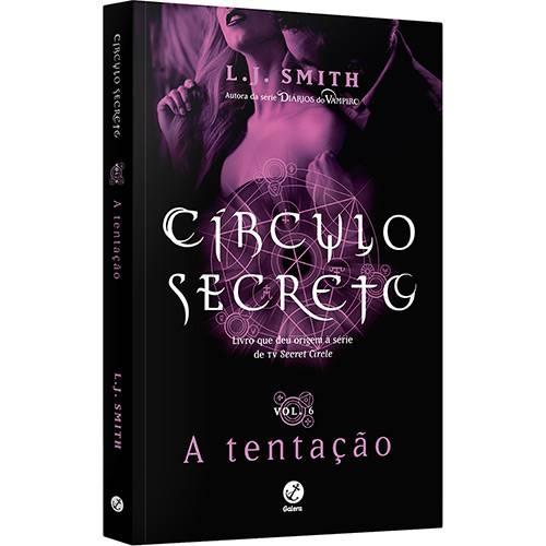 Livro - Círculo Secreto