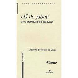 Livro - Clã do Jabuti: uma Partidura de Palavras