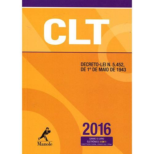 Livro - Clt